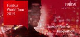 Fujitsu World Tour 2015 Showcases Iris Authentication and Haptic Display Technologies in India