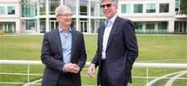 Apple & SAP Partner to Revolutionize Work on iPhone & iPad