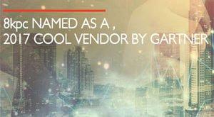"""8kpc Named a """"Cool Vendor"""" by Gartner"""