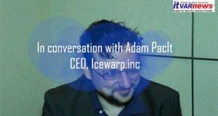 In conversation with Adam Paclt, CEO, IceWarp