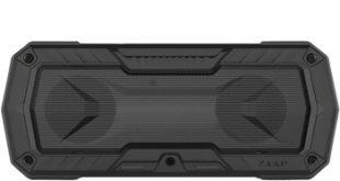 "ZAAP brings in Splash-Proof ""Hydra Xtreme"" Wireless Bluetooth Speakers"