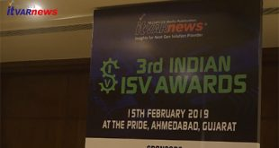 3rd Indian ISV AWARDS concluded successfully