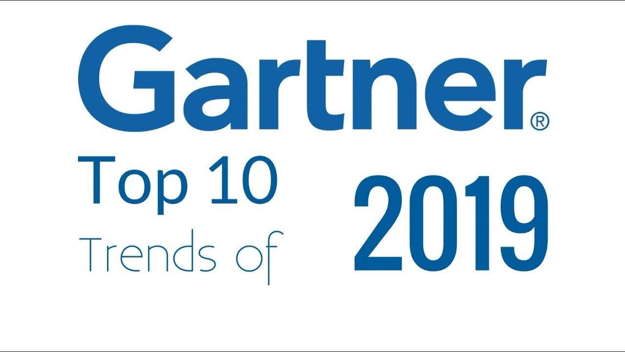 Gartner Identifies Top 10 Government Technology Trends for 2019-2020